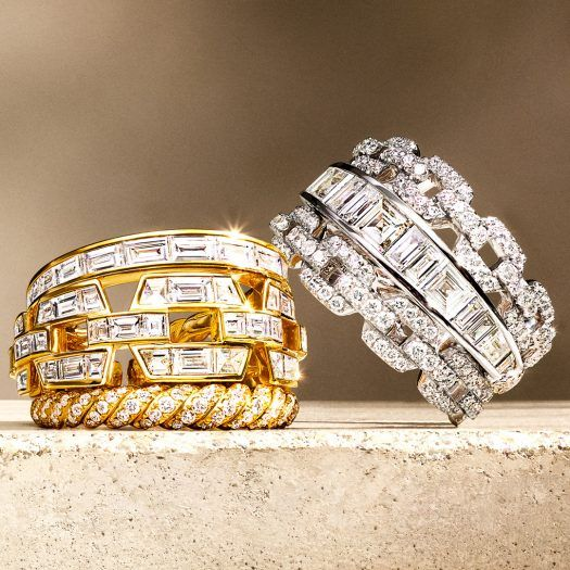 David Yurman High Jewelry Rings