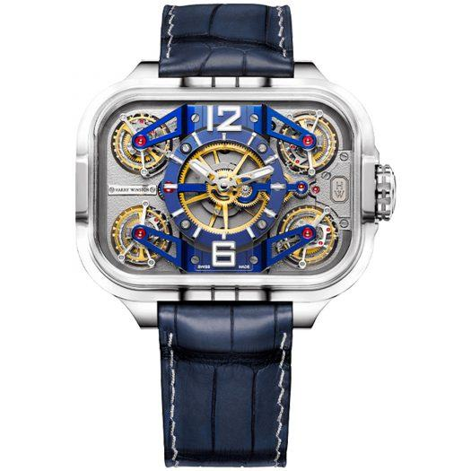 Harry Winston Histoire de Tourbillon 10 timepiece from the 2019 Novelties Collection