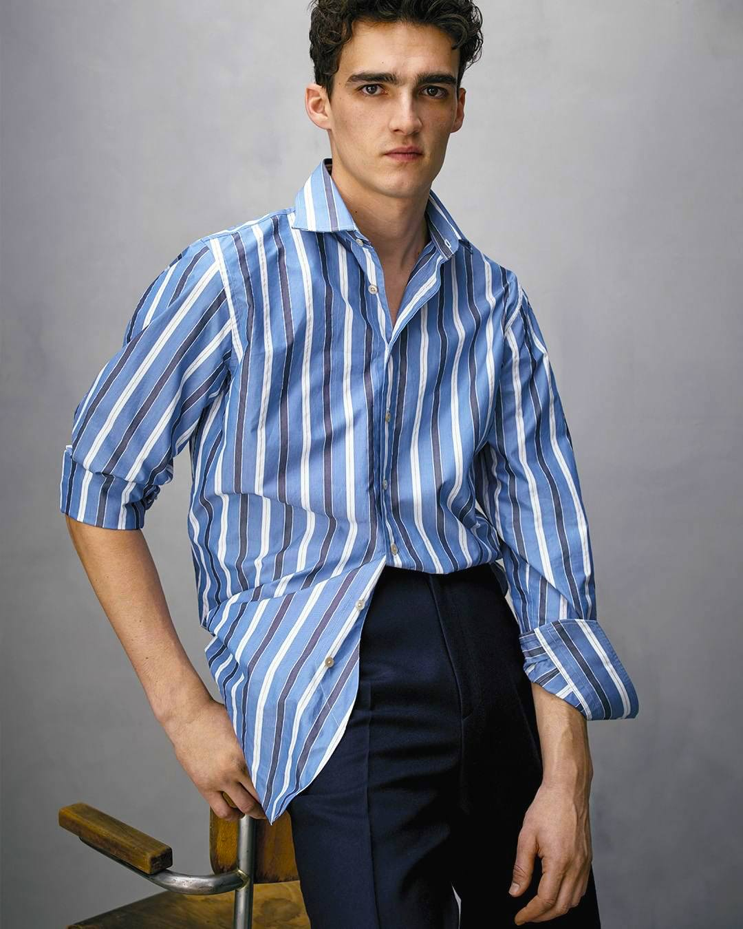 Pink Shirtmaker London the New Collection