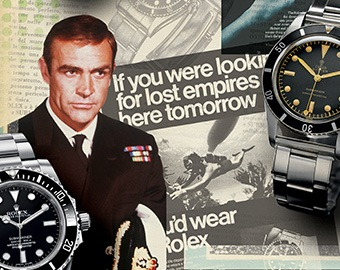 Iconic Watches of the Sea