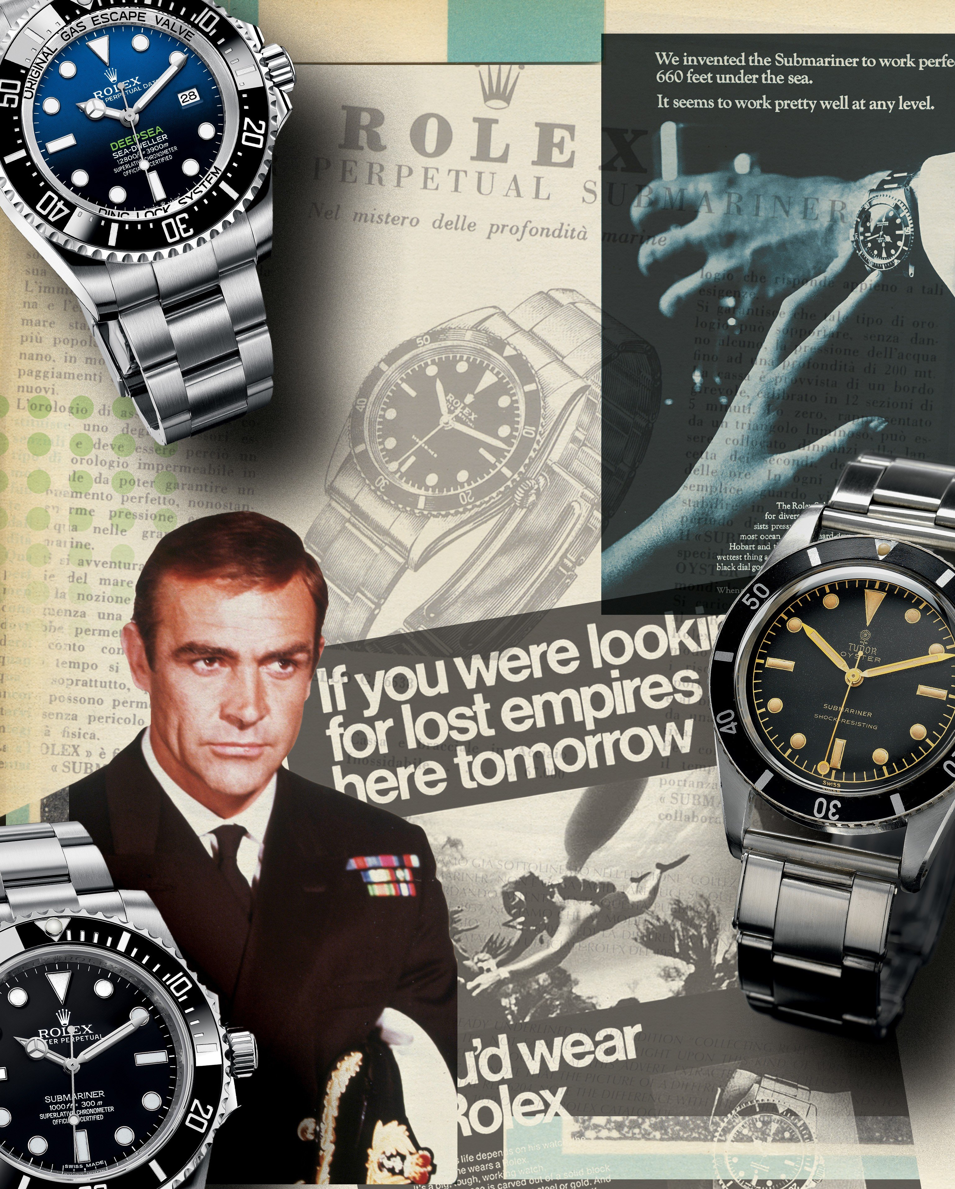 Image Iconic Watches of the Sea