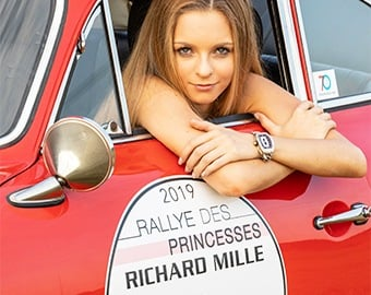 "Richard Mille's ""Haute Couture"" Rally"