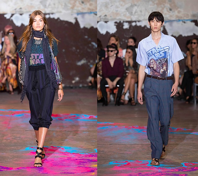 ETRO X STAR WARS Capsule Collection