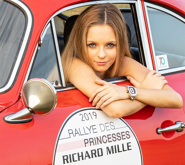 """Richard Mille's """"Haute Couture"""" Rally"""