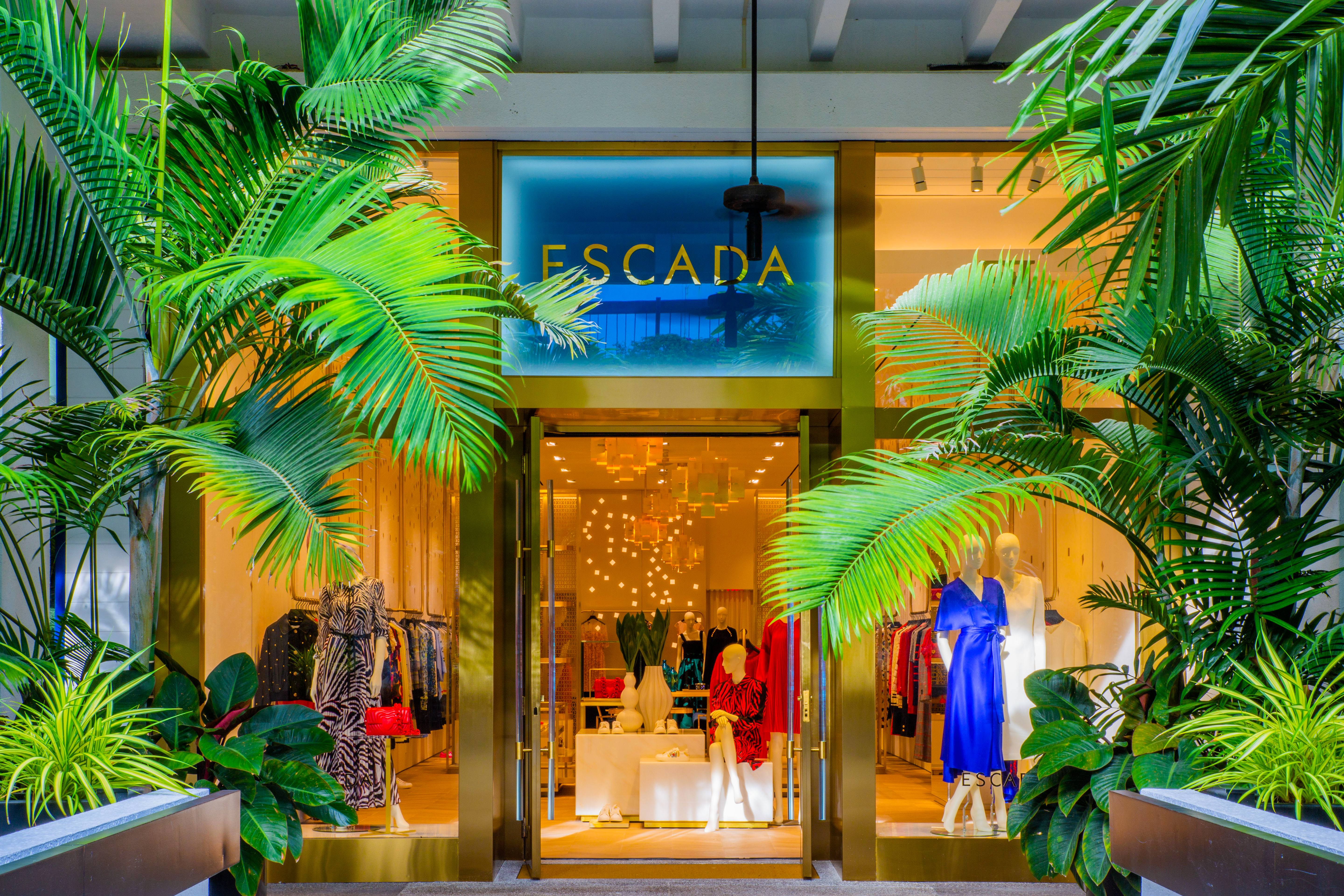 Image 1st ESCADA Concept Store in the U.S. at Bal Harbour Shops