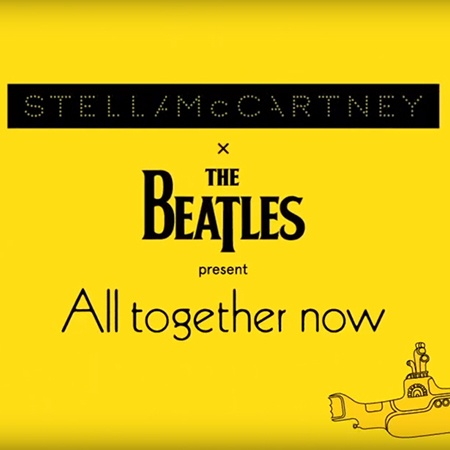 Stella McCarney 'All Together Now' Campaign Film-450