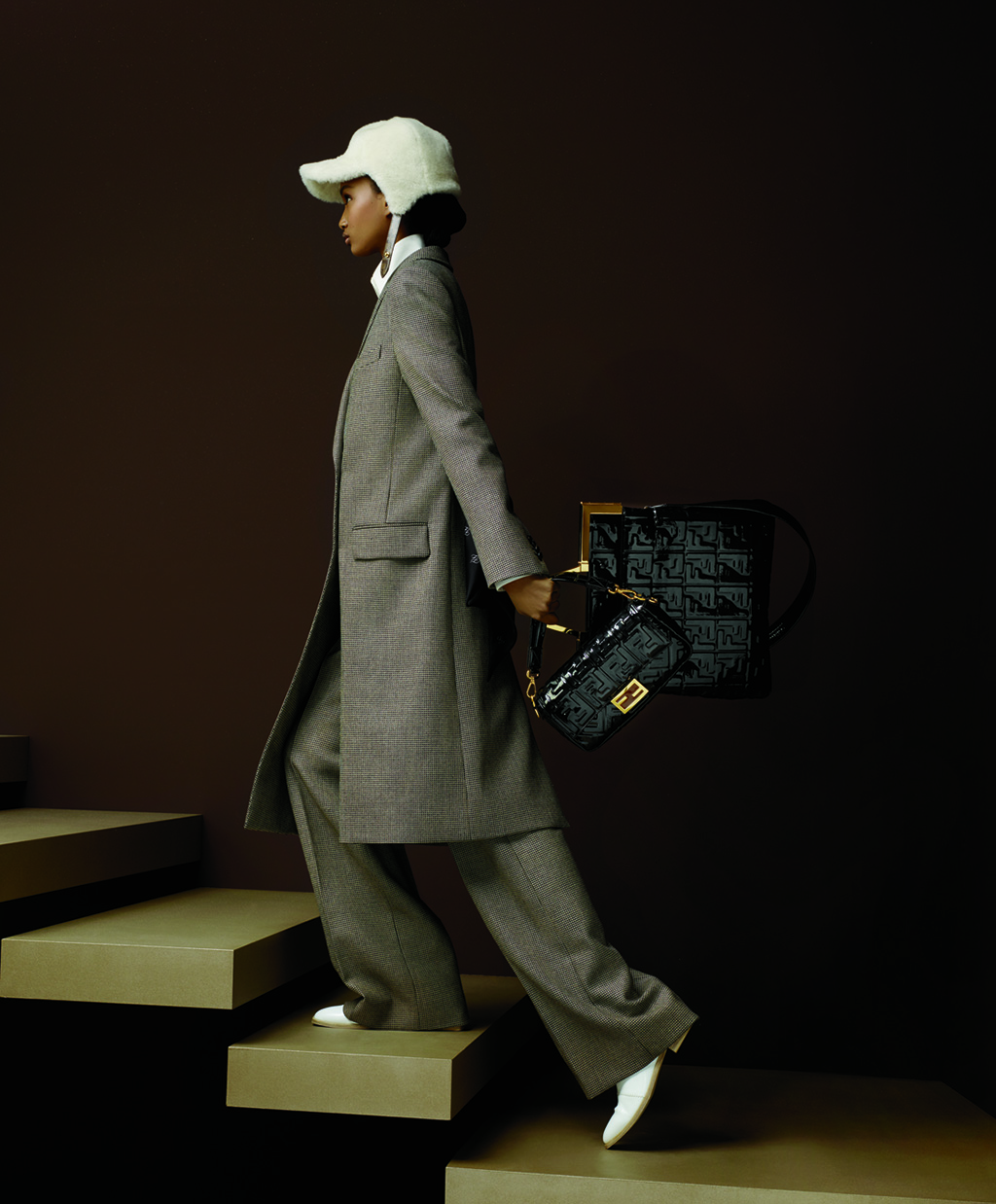 Fendi Campaign Ad 2019 Fall