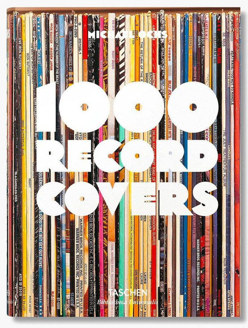 1000 Record Covers at John Varvatos Bal Harbour