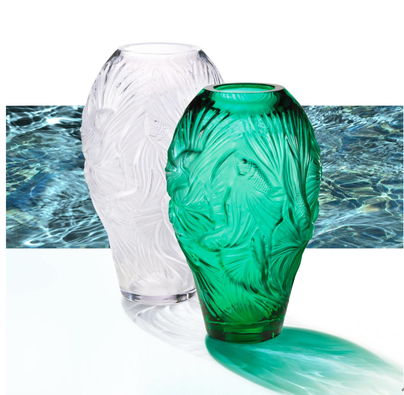 Lalique Aquatique Collection