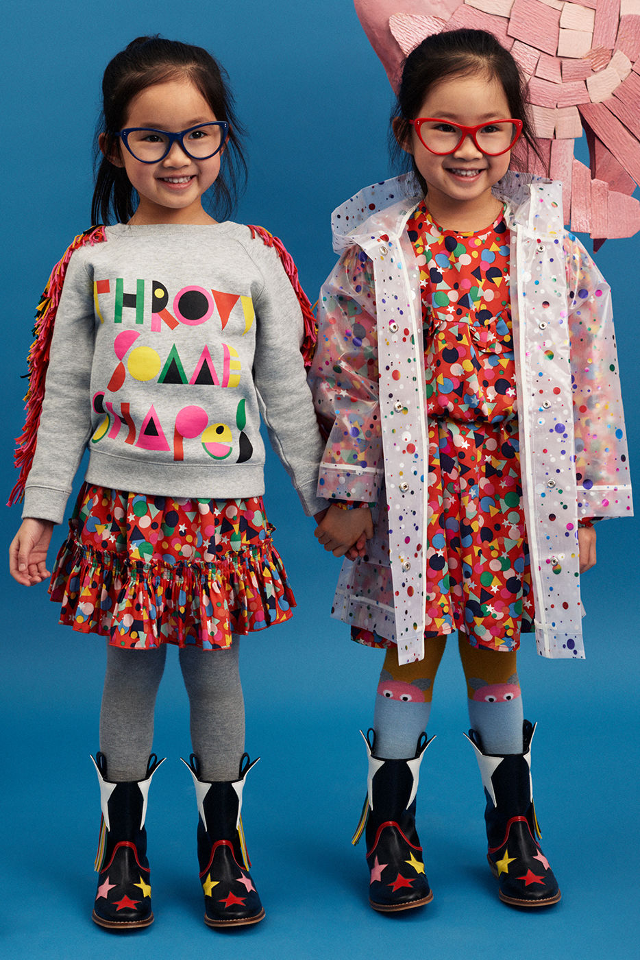 Stella McCartney Winter 2019 Kids Collection