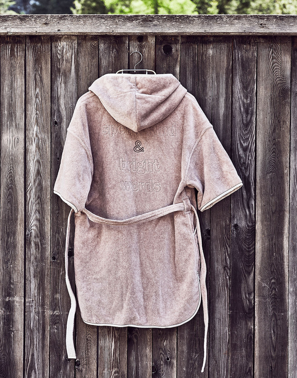 Brunello Cucinelli Terrycloth bathrobe