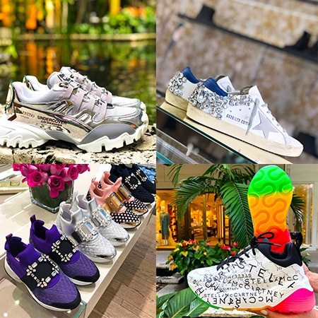 Must-Have Sneakers from Roger Vivier and Golden Goose to Stella McCartney, Fendi and Valentino