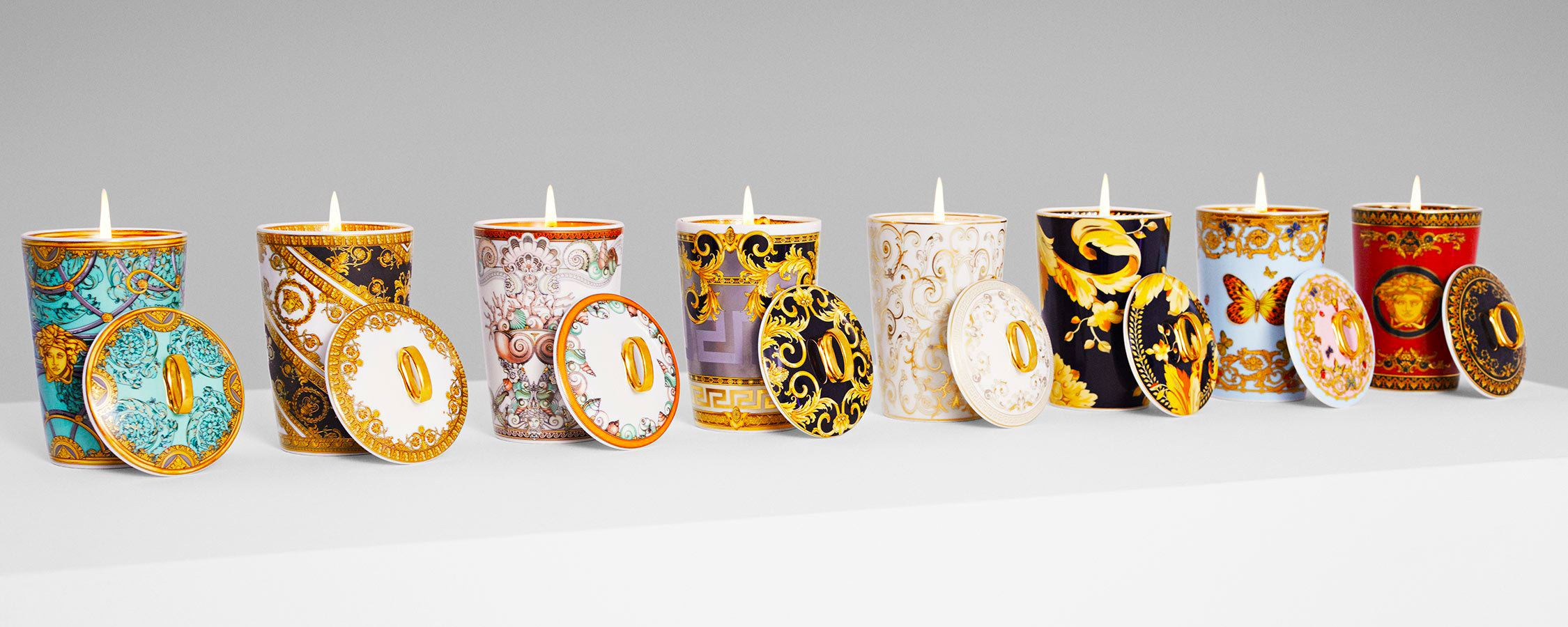 Versace Home Collection Candles