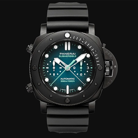 5 Most-Wanted Men's Timepieces featuring Panerai