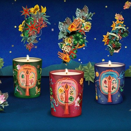 Diptyque Lucky Charms Collection Film 450
