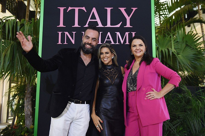 Italy in Miami Kick-Off Cocktail Reception