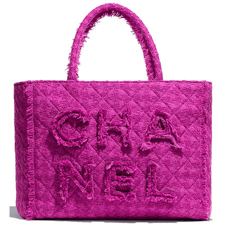 chanel-large-zipped-shopping-bag-fuchsia