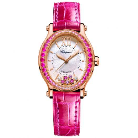 Chopard Happy Sport Oval timepiece