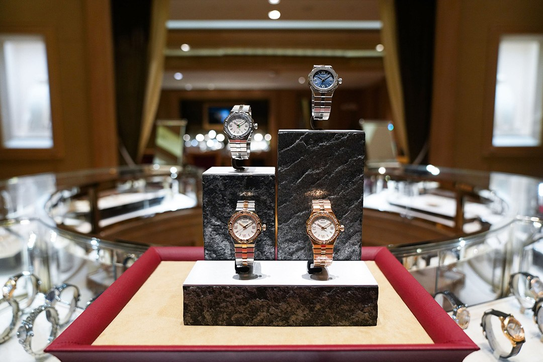 Featured Chopard Alpine Eagle timepieces for Collectors Weekend 2019