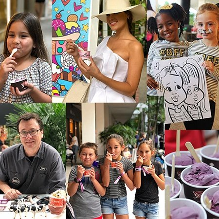 ICE CREAM WE LOVE 2020 featuring ice cream goers, ice cream makers and sweet moments throughout the 2-day social!