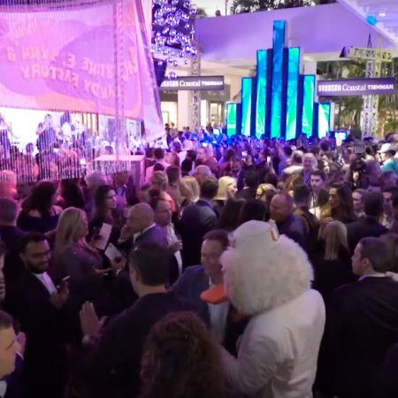 The Official Miami Super Bowl Host Committee VIP Party by Bal Harbour Shops