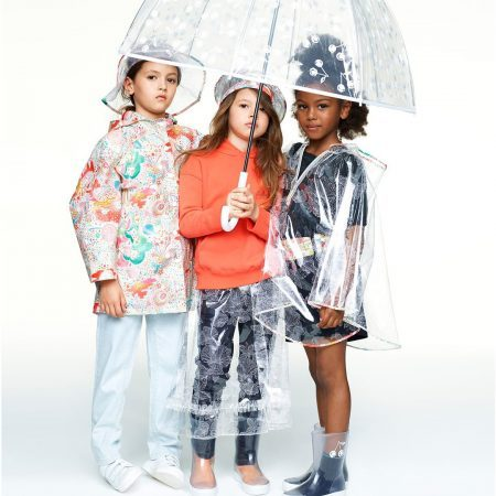 Looks from Bonpoint's Summer 2020 collection