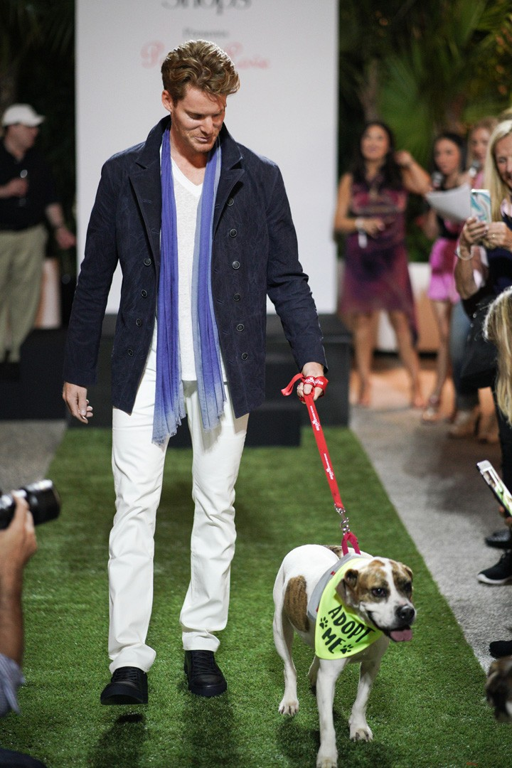 "Bal Harbour Shops & Walk in Style for the Animals Host ""Puppy Love"""