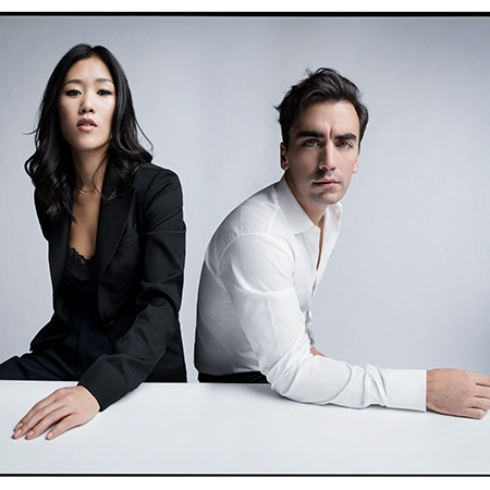 Oscar de la Renta's Chief Design Duo Laura Kim and Fernando Garcia