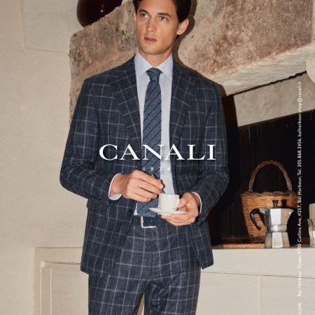 Canali Spring 2020 Ad