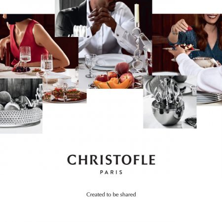 Christofle Spring 2020 Ad
