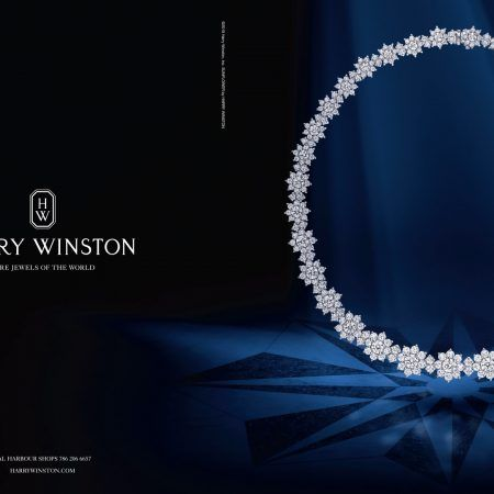 Harry Winston Spring 2020 Ad