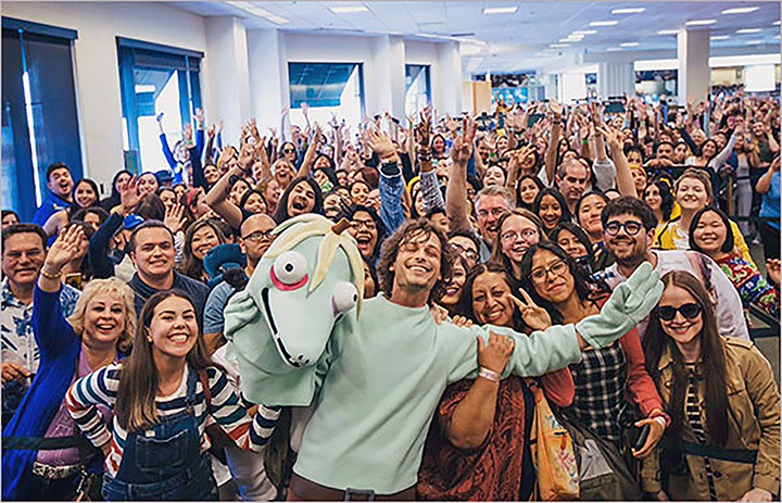 """Actor-turned-author Matthew Gray Gubler celebrates """"Rumple Buttercup"""" at Barnes & Noble – The Grove in Los Angeles"""