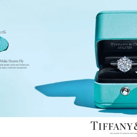Tiffany and Co Spring 2020 Ad