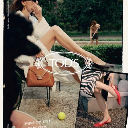 Tods Spring 2020 Ad