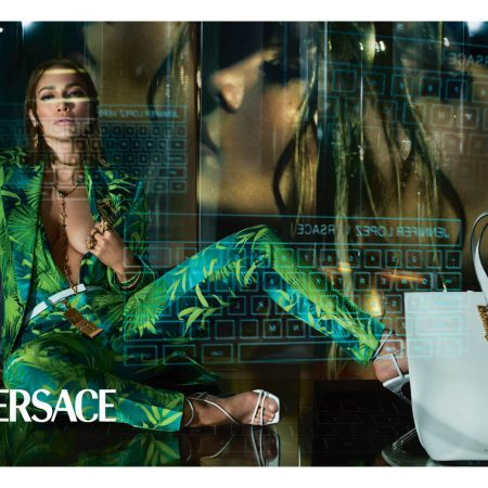 Versace Spring 2020 Ad