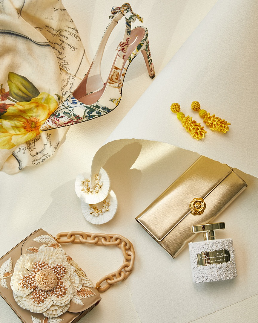 Mother's Day gifts including the iconic TRO bag, floral sandal and more