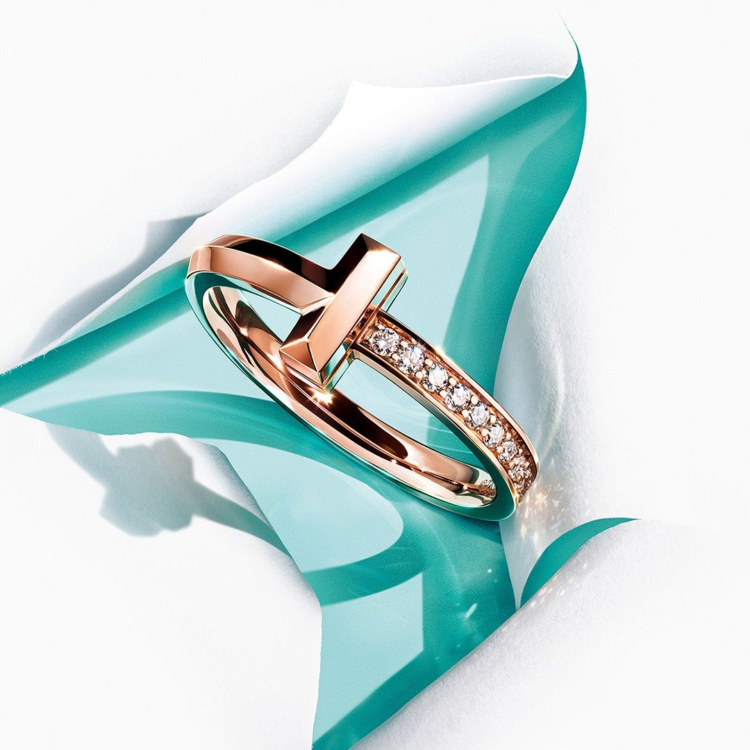 Tiffany T Collection Diamond ring