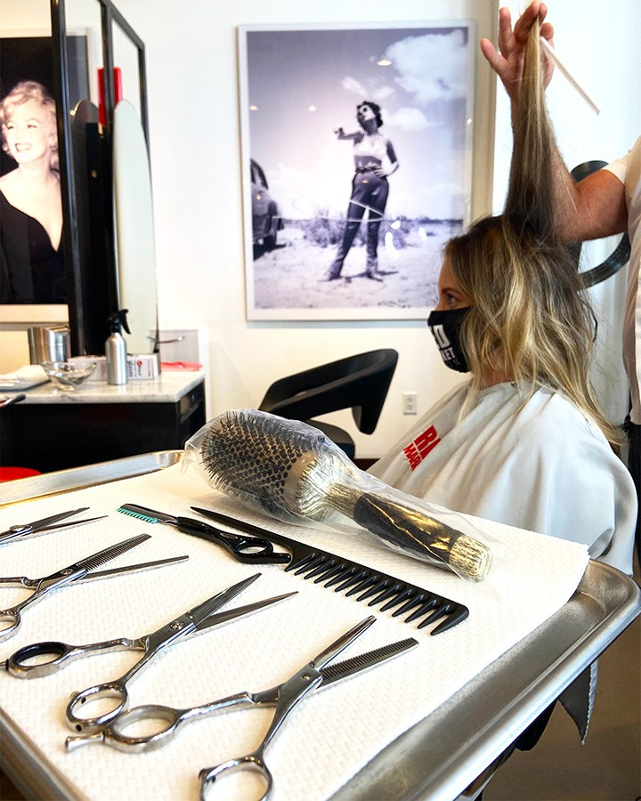 Contact Red Market Salon to make your appointment tel +1 (305) 864-3978