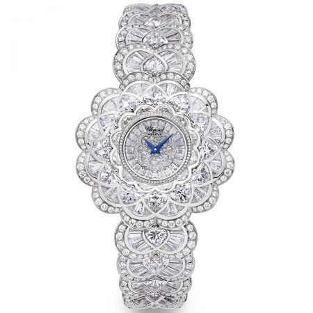 Chopard Diamond timepiece from the Red Carpet Collection