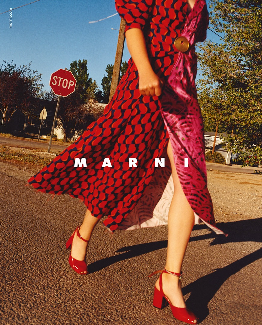 Marni Ad Campaign for BHS 2020