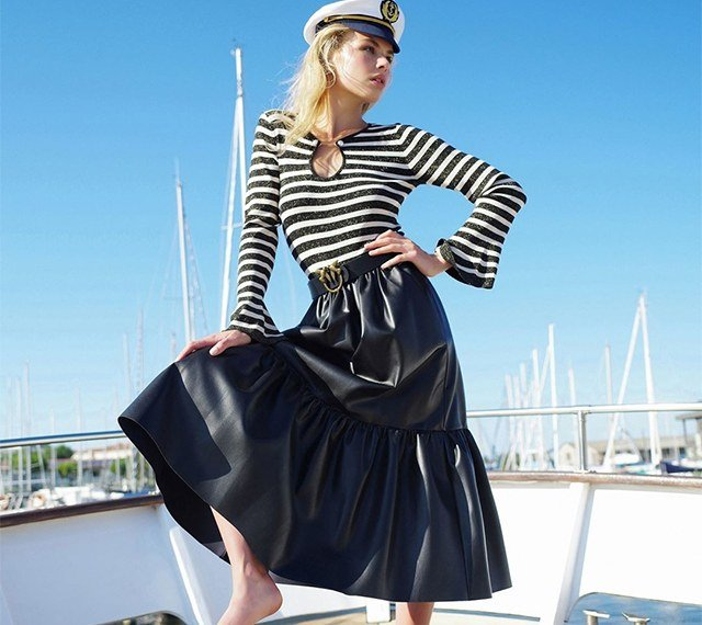 All Aboard with PINKO