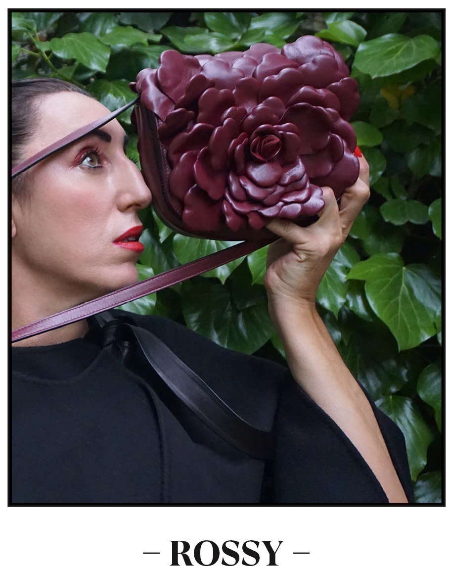 Rossy De Palma photographed by Luna Lionne in Madrid