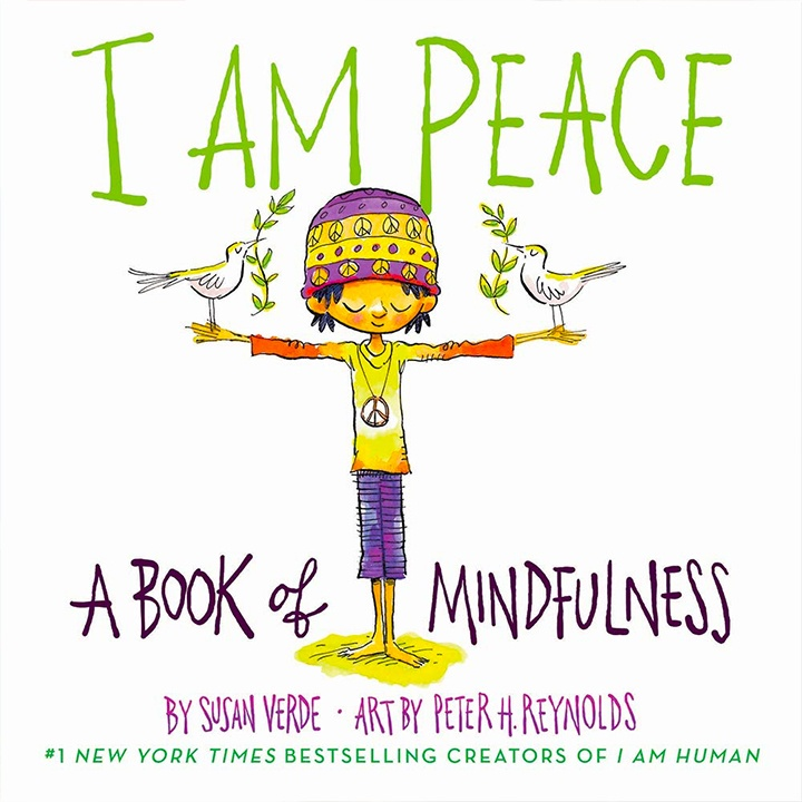 I Am Peace by Susan Verde