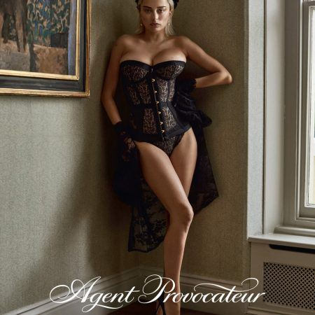 Agent Provocateur Fall 2020 Ad
