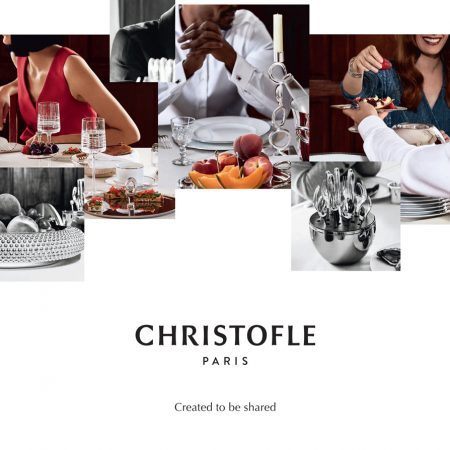 Christofle Fall 2020 Ad