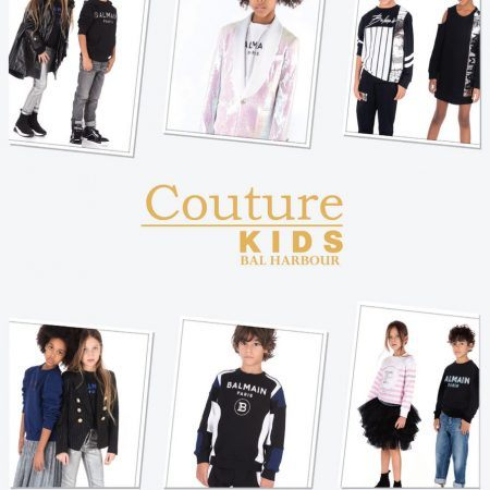 Couture Kids Fall 2020 Ad