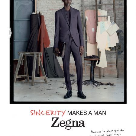 Ermenigildo Zegna Fall 2020 Ad