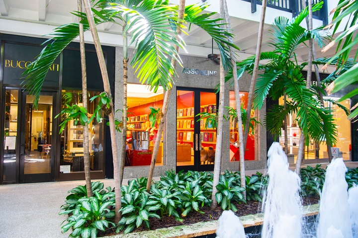 Assouline Bal Harbour is set among our iconic Bal Harbour Shops' palm trees and coveted fashion brands.