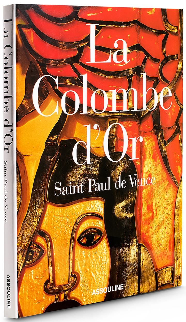 La Colombe d'Or was the first book published by Assouline.