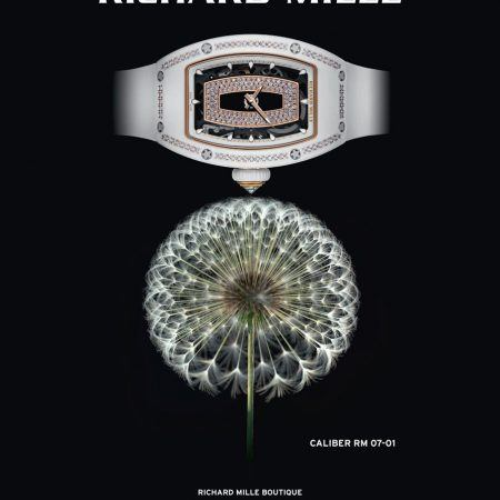 Richard Mille Fall 2020 Ad